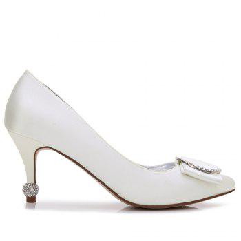 17767-41Women's Shoes Wedding Shoes - IVORY COLOR IVORY COLOR