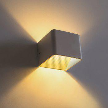 Modern Creative Living Room Indoor Wall Light Corridor Lamp AC 85 - 265V - WARM WHITE WARM WHITE
