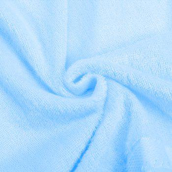 Adult Bath Towel - BLUE SINGLE