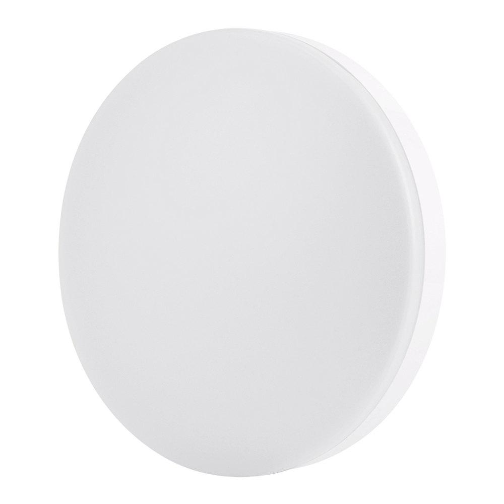 SHANNY 12W Round LED Flush Mount Ceiling Light AC 85 - 265V - WHITE