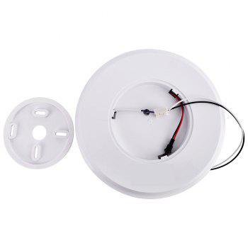 SHANNY 15W Round LED Flush Mount Ceiling Light AC 85 - 265V -  WHITE