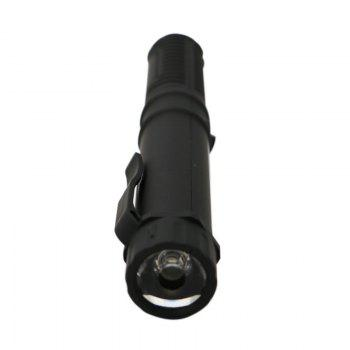 HKV LED Mini Portable Multifunctional Flashlight -  BLACK