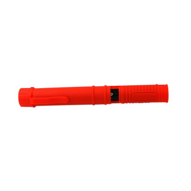 HKV LED Mini Portable Multifunctional Flashlight - RED