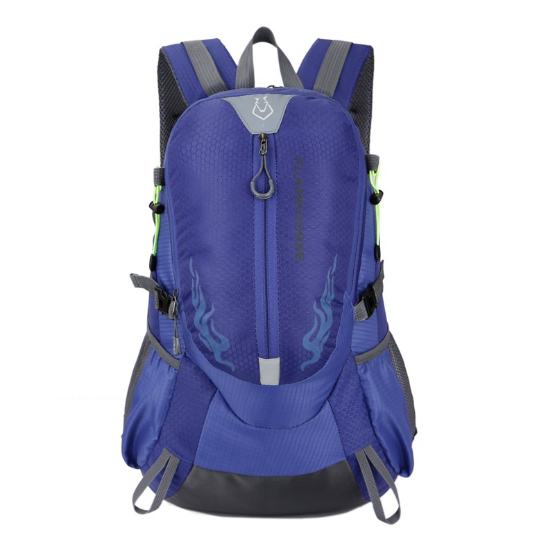 FLAMEHORSE Waterproof Backpack  Lovers Outdoor Mountaineer Bag 40L - ROYAL