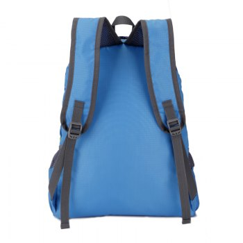 FLAMEHORSE Outdoor Nylon Waterproof Ultra Light Skin Foldable Bag -  BLUE