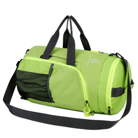 FLAMEHORSE Fold Bag Backpack Lightweight Pouch - GREEN