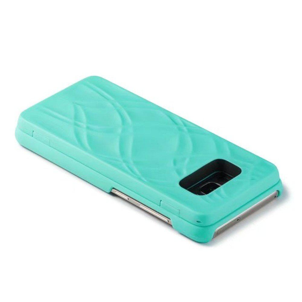 Luxury Mirror Flip Phone Cover for Samsung Galaxy S8 Plus Case Girl - MINT