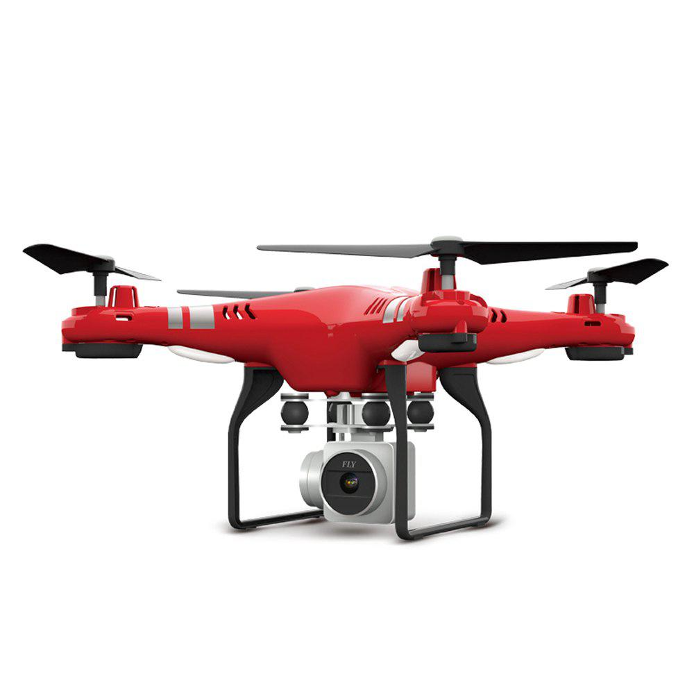 RC Drone with 0.3MP HD WiFi Camera / Height Holding / One Key Mode jjr c jjrc h43wh h43 selfie elfie wifi fpv with hd camera altitude hold headless mode foldable arm rc quadcopter drone h37 mini