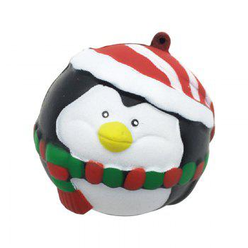 Stress Reliever Penguin Super Slow Rising Kids Toy - COLORMIX COLORMIX