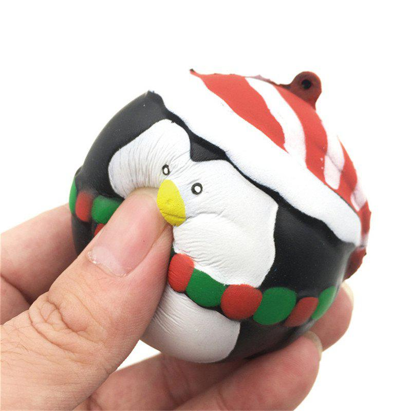 Stress Reliever Penguin Super Slow Rising Kids Toy - COLORMIX