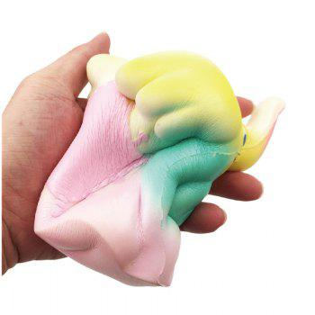Stress Reliever Elephant Super Slow Rising Kids Toy - COLORMIX