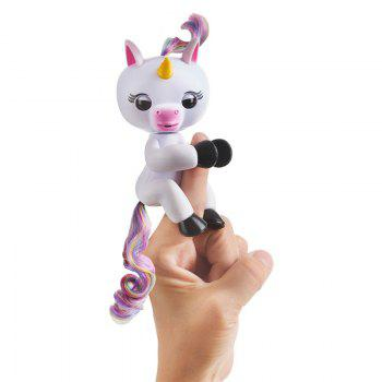 Finger Unicorn Interactive Glitter Toy for Kids