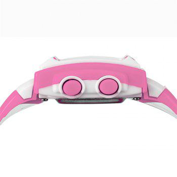 SYNOKE 66188 Youth Multi-function Electronic Watch - PINK
