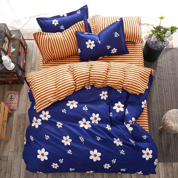 Fashion Love Flower Personalized Polyester Bedding Set