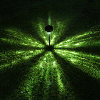 Stainless Steel 1 - LED Solar Lawn Light Pathway Garden Lamp 8PCS - RGB