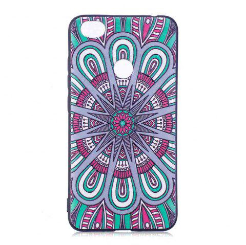 Painted TPU Phone Case for Redmi Note 5A - GREEN
