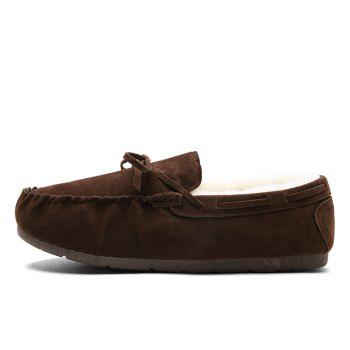 Autumn Joker Casual Non-Slip Breathable Men'S Shoes - BROWN BROWN