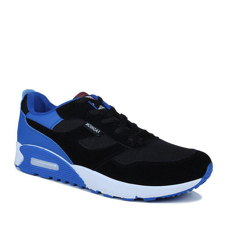 Men'S Shoes Fall Tide Shoesnew Running Sports Casual Shoe South Korean Version of The Student Board Shoes - BLUE 40