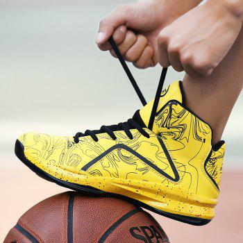 Autumn Prevent Slip Basketball Shoe - DAISY 42