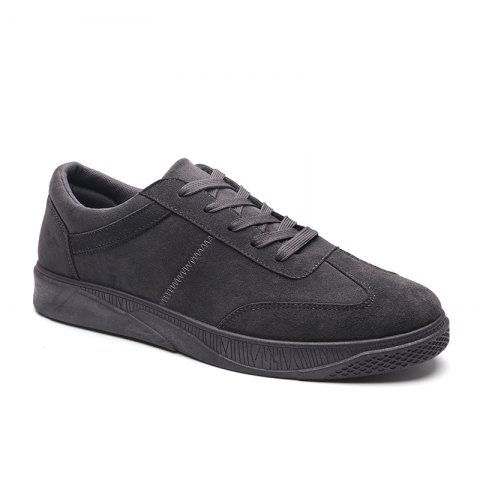 Trendy Sports Casual Shoes - GRAY 40