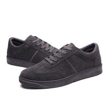 Trendy Sports Casual Shoes - GRAY GRAY