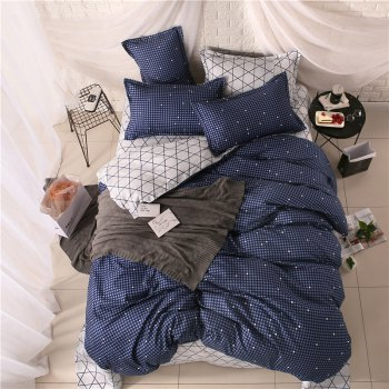 WeiNa Little Wish Pattern Bedding Set
