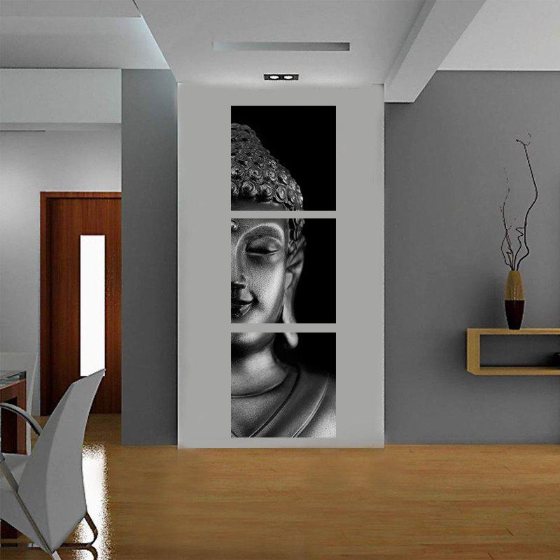 Modern Frameless Canvas Prints for Home Wall Decoration 3pcs modern indians modular canvas wall painting 3pcs