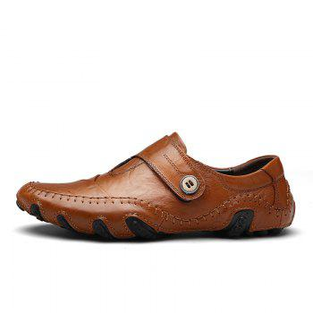 Doug Shoes Octopus Genuine Leather - BROWN BROWN