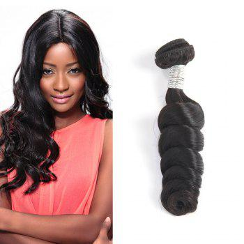 Rebecca Lot Loose Wave Brazilian Virgin Human Hair Weft Weaves R5 1pc Per Lot 95g RC0919