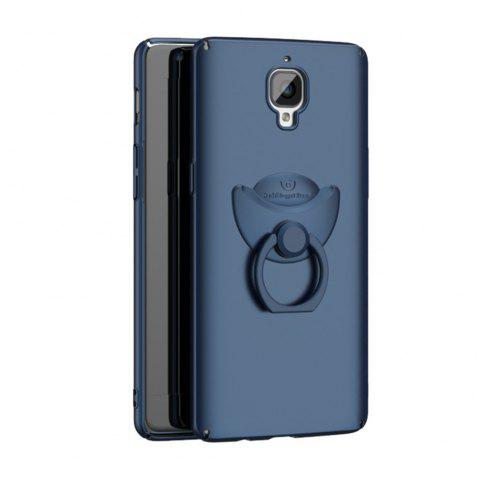 Full-body Protective The Outer Ring Cell Phone Holder Case for One Plus 3 - CADETBLUE