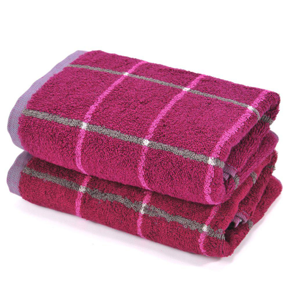 Medium and Thick Bamboo Fiber Towel - PURPLE