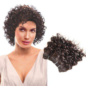 Indian Hair Nature Curly Wave 2pcs/pack 95g RC0549