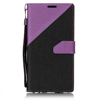 Color Stitching Leather Cover Case for LG V20 - CONCORD CONCORD