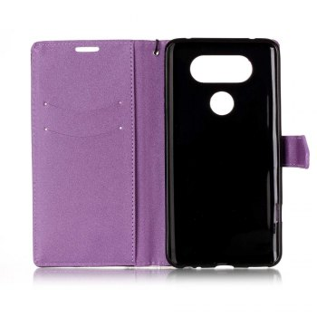 Color Stitching Leather Cover Case for LG V20 -  CONCORD