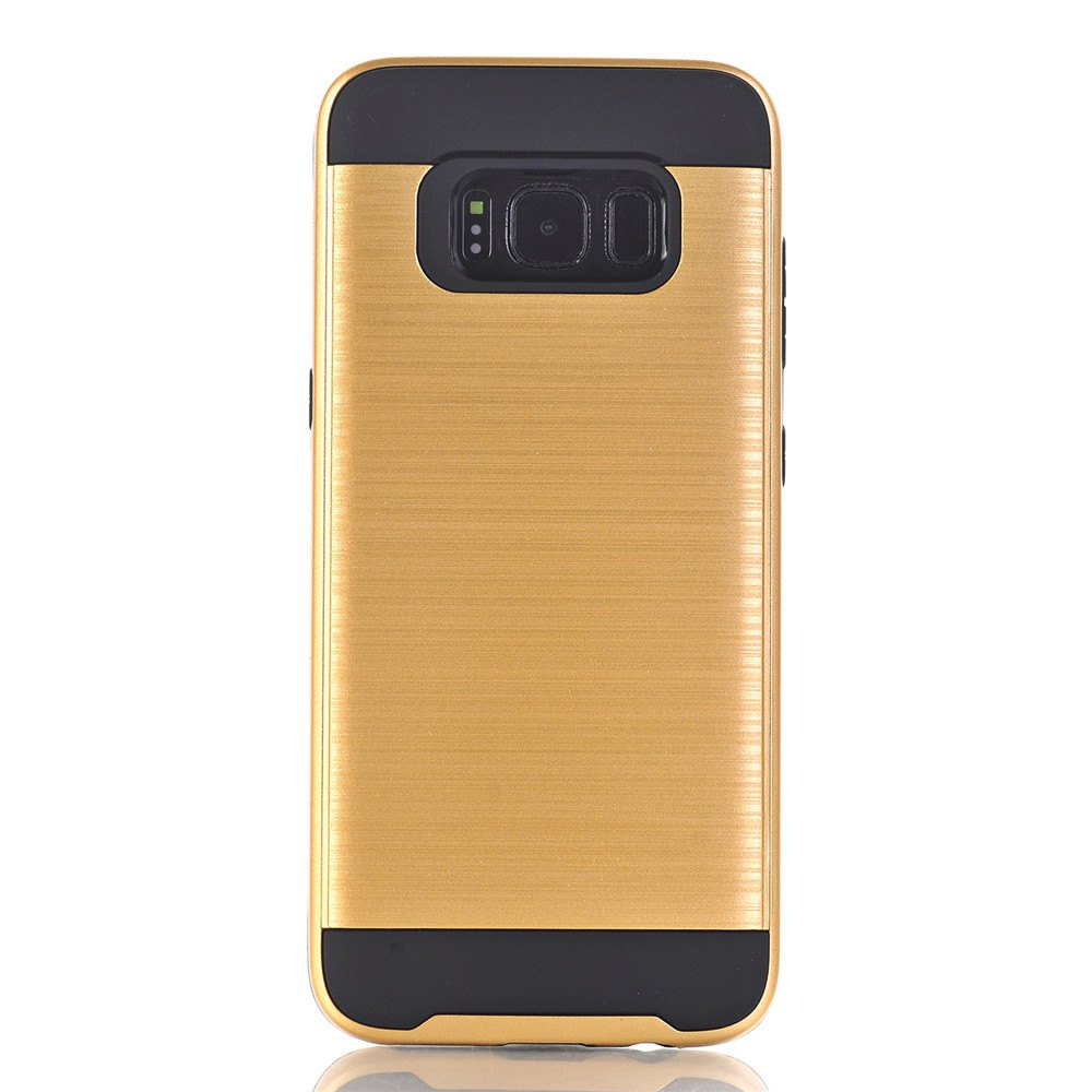 Shatterproof Phone Protective Case for Samsung Galaxy S8 - GOLDEN