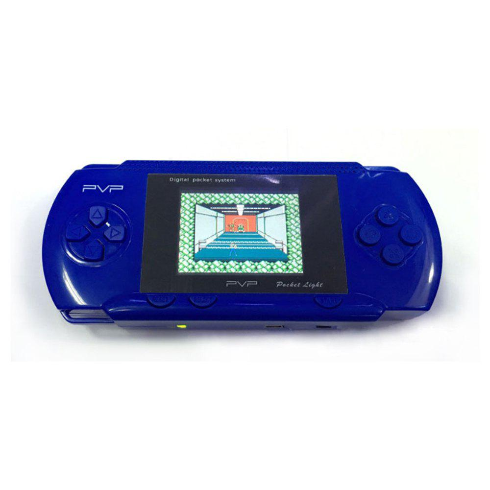 PVP3000 2.8 Inch Game Player Great Gift for Family and Friends - DARK BLUE