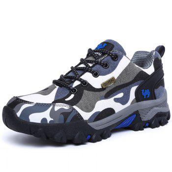 Outdoor Leisure Sports Hiking Shoes 36-45 - BLUE 41