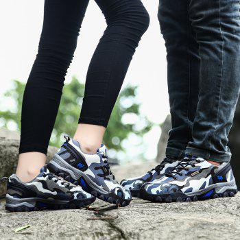 Outdoor Leisure Sports Hiking Shoes 36-45 - BLUE BLUE