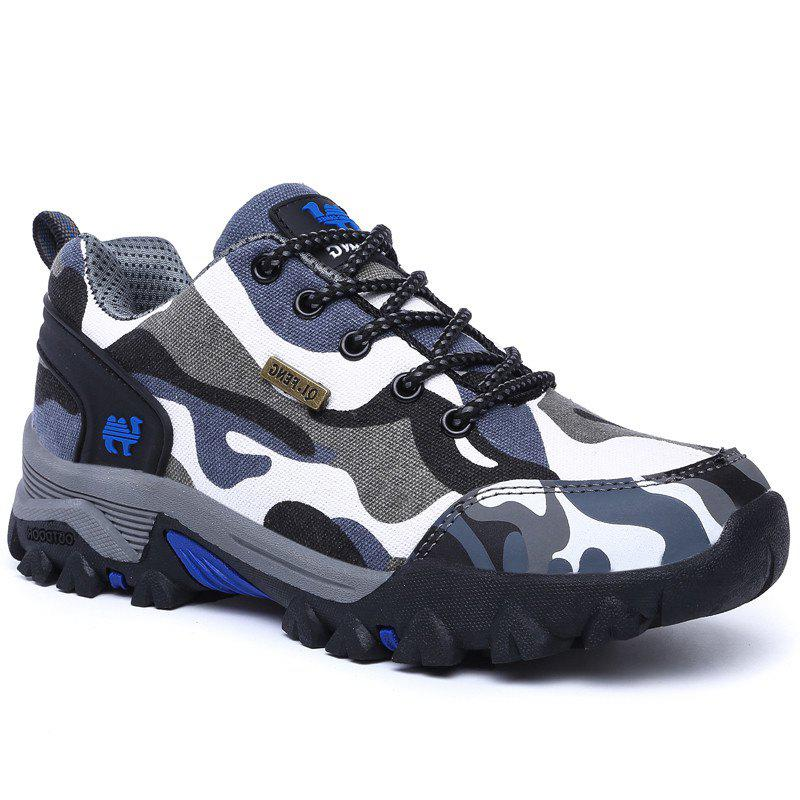 Outdoor Leisure Sports Hiking Shoes 36-45 - BLUE 38