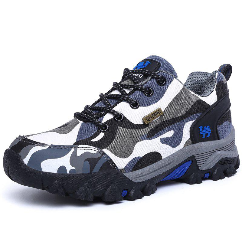 Outdoor Leisure Sports Hiking Shoes 36-45 - BLUE 44