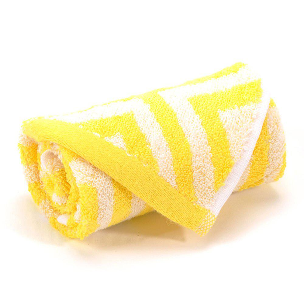 Children of Bamboo Fiber Towel - YELLOW