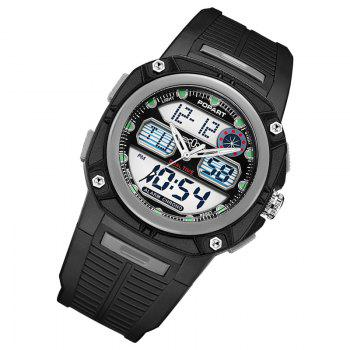 POPART 721AD Fashionable Multifunction Sports Unisex Watch - GREY