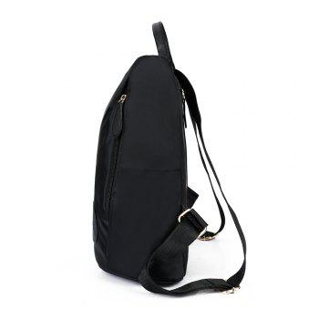FLAMEHORSE Ultra Light Cute Girl bag Sweet Lady Backpack - BLACK