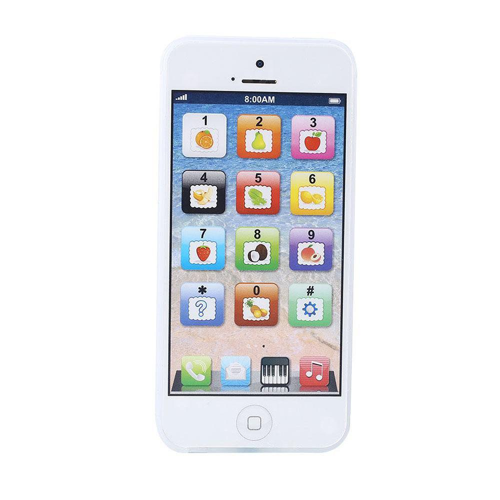Children's Toy Phone - SNOW WHITE 12.5 X 5.8 X 0.8 CM