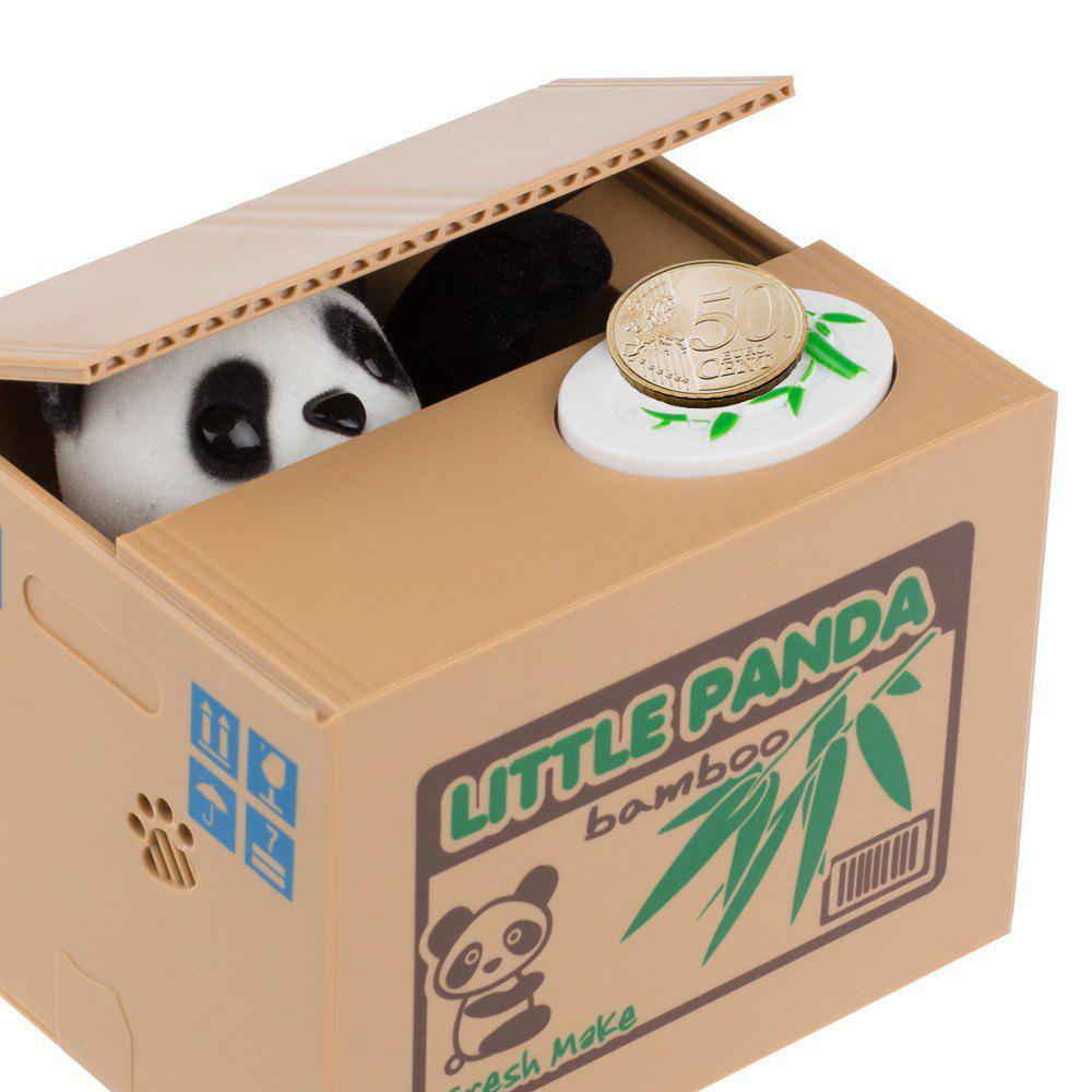 Coin Stealing Panda Money Box цена