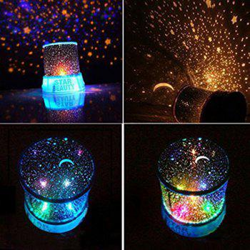 BRELONG Colorful Starry LED  Light Sky Star Lamp for Christmas - BLUE