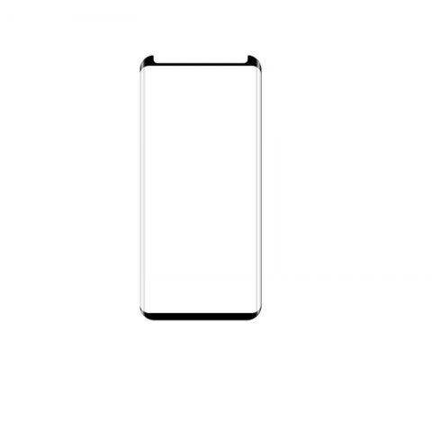 Reduced Version of Tempered Glass Film for Samsung NOTE 8 - BLACK 0.33