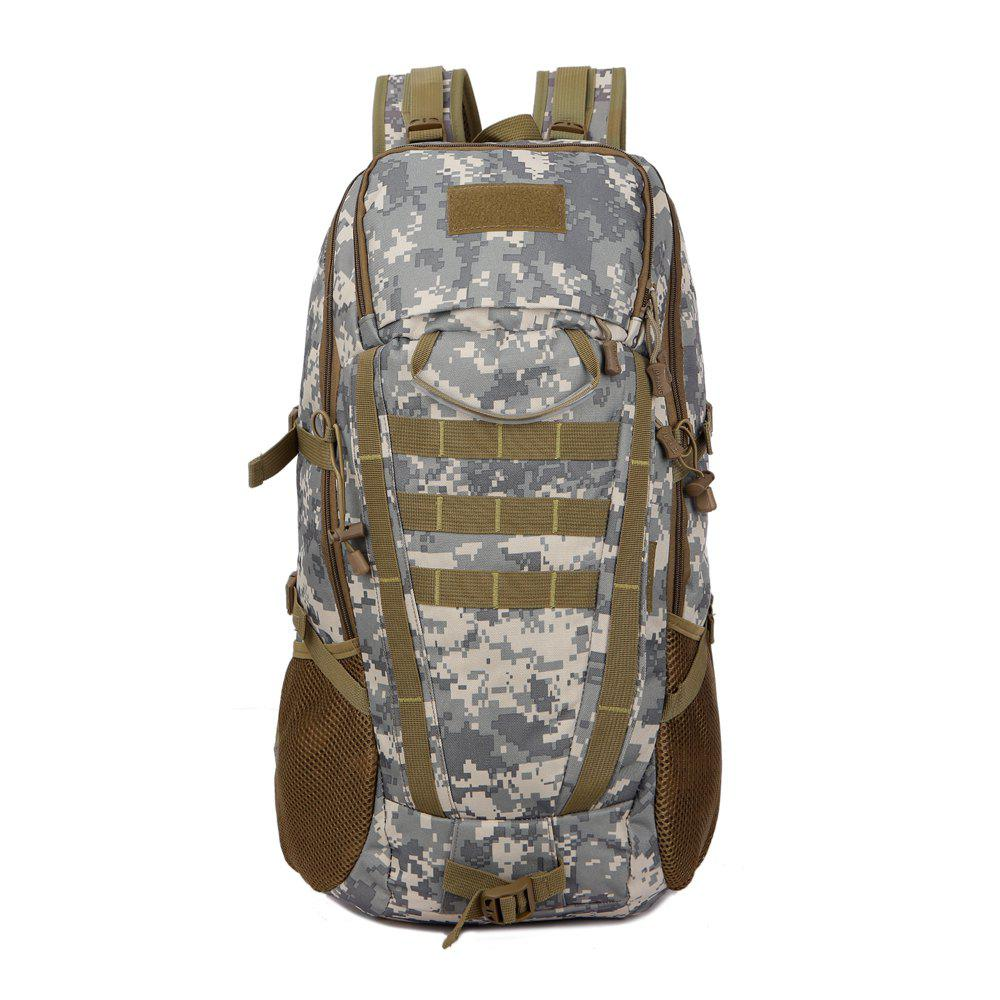 Flamehorse Outdoor Camouflage Voyage Mountaineer Sac À Dos 55l Grande Capacité Exercices Sac À Dos - Camouflage Urbain