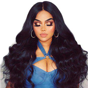 Modern Fairy Hair Front Lace Wig Loose Wave