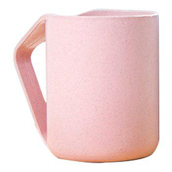 Atongm Wheat Straw Washing Cup - PINK